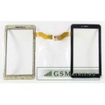 Сенсорный экран 7.0'' 300-L4410C-B00/F-WGJ70374-U3 (186*113 mm) (Mystery, Supra) Черный