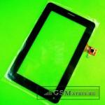 Сенсорный экран 7.0'' FPC-753AO-V02/ZLD07002707/WJ932-FPC V1.0(185*107 mm) (Билайн, Supra) Черный