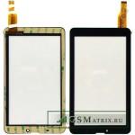 Сенсорный экран 7.0'' FPC-FC70J835-01 (185*107 mm) (Билайн) Черный