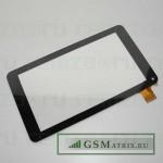 Сенсорный экран 7.0'' GT70M702 (188*108 mm) Черный