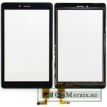 Сенсорный экран 7.0'' Y7Y007(86V) (186*111 mm) (Digma, Explay,) Черный