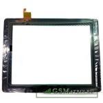 Сенсорный экран 8.0'' CTP080088-03 (201*153 mm) (Prestigio MultiPad 2 7280C 3G) Черный