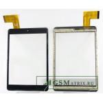 Сенсорный экран 8.0'' QSD E-C8037-02 (196*131 mm) (45 pin) Черный