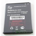 АКБ Fly BL3808 ( IQ456/Era Life 2 ) - Оригинал 100%
