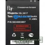 АКБ Fly BL3817 ( IQ4417/Era Energie 3 ) - Оригинал 100%