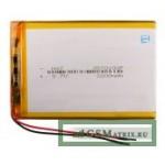 АКБ универсальная 386590p 3,7v Li-Pol 3200 mAh (3.8*65*90 mm)