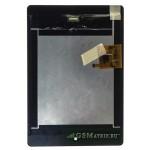 Дисплей Acer Iconia Tab A1-810/811 в сборе с тачскрином Черный