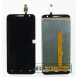 Дисплей Alcatel OT-6016X/OT-6016D/OT-6014X (Idol 2 Mini/Idol 2 Mini L) в сборе с тачскрином Белый