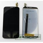 Дисплей Alcatel OT-7045Y (Pop S7) в сборе с тачскрином Черный