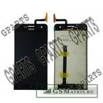 Дисплей Asus ZenFone 5 (A500KL/A501CG) в сборе с тачскрином Черный