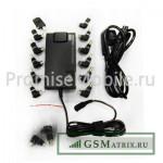 Универсальное З/У CTD-UN1 (14 штекеров + USB) 15-20V, 3.5-5A, 65-90W