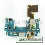Шлейф HTC One M8 межплатный