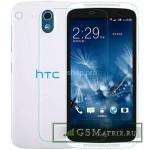 Защитное стекло (тех. упаковка) HTC Desire 620G Dual