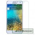 Защитное стекло (тех. упаковка) Samsung E500H/E5