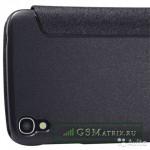 """Кейс NILLKIN для Alcatel OT-6045 (Idol 3) (5.5"""") - Черный"""