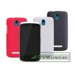 Кейс NILLKIN для HTC Desire 500/Desire 500 Dual/506E - Коричневый
