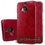 Кейс NILLKIN для HTC One/M9+ - Красный