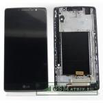 Кейс NILLKIN для LG H540 (G4 Stylus) - Коричневый