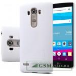 Кейс NILLKIN для LG H736 (G4s) - Белый